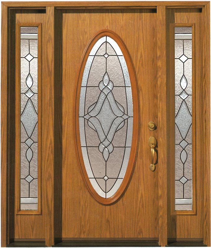 Decorative glass for entry and interior doors gallery for Decorative entrance doors