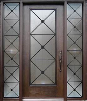 Wrought Iron Door Inserts Gallery Manufacturers Of